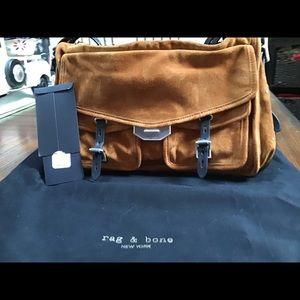 Rag and Bone Field Messenger Bag